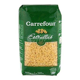 Carrefour Pasta de estrellas 500 g