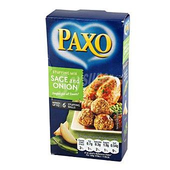 Paxo Relleno salvia/cebolla stuffing 85 g