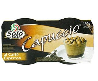 Solo Italia Capuccino 2x90g