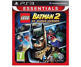 WARNER BROS Lego Batman 2... PS3  1u