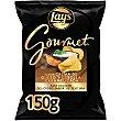 Patatas fritas crema de queso y cebolla caramelizada Bolsa 150 g Lay's Gourmet