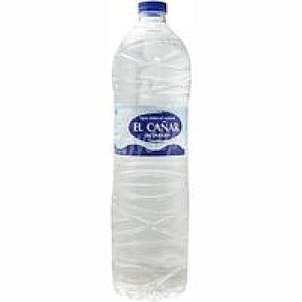 EL CAÑAR Agua de Jaraba Botella 1,5 litros