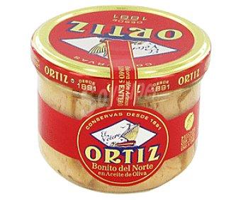 Ortiz Bonito del norte en aceite de oliva Tarro 220 g