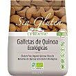 Galletas de quinoa con canela ecológicas y sin gluten Envase 200 g Celibene