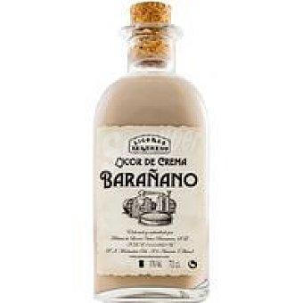 Barañano Licor de crema Botella 70 cl