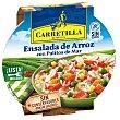 Ensalada de arroz con palitos de mar 240 g Carretilla