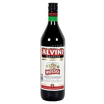 ALVINI Vermouth rojo aperitivo Botella 1 lt