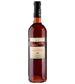 Castillo de Maluenda Vino D.O catalayud rosado 75 cl