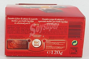 Caja Roja Nestlé Bombones Caja 120 g
