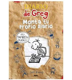 Diario de Greg Monta tu propio diario (jeff Kinney)