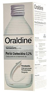 ORALDINE Colutorio Perio Bote 400 ml
