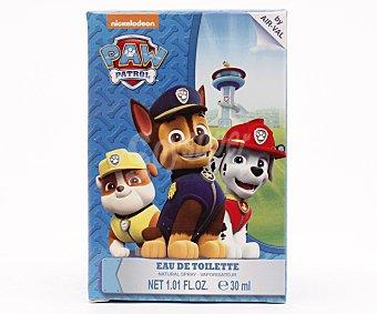 Airval Colonia infantil con vaporizador en spray de tus personajes de La Patrulla Canina 30 ml