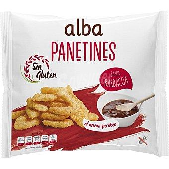 Alba Panettines sabor a barbacoa sin gluten bolsa 90 g bolsa 90 g