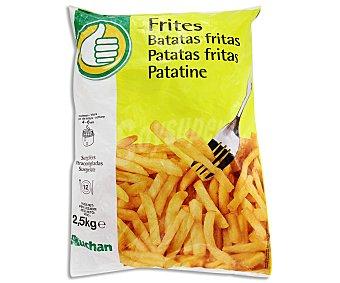 Productos Económicos Alcampo Patatas prefritas Paquete de 2,5 kilogramos