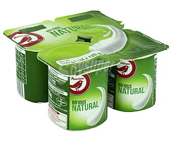 Producto Alcampo Bífidus de sabor natural 4 x 125 g