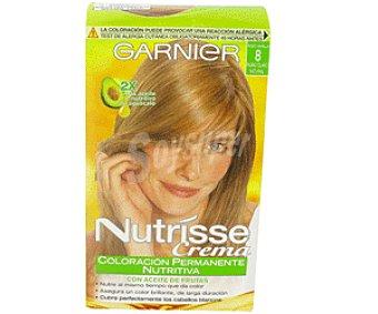 Nutrisse Garnier Tinte Rubio Vainilla Nº8 1u