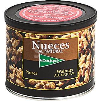 EL CORTE INGLES nueces al natural lata 200 g
