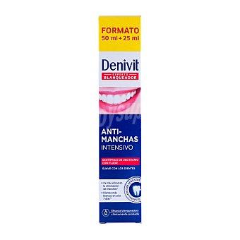 Denivit Dentifrico pasta antimancha Tubo 75 cc