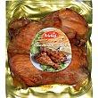 Jamoncitos asados de pollo calentar y listo peso aproximado estuche 300 g al vacío estuche 300 g Frichef
