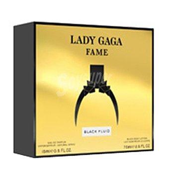 Lady Gaga Perfume Fame black femenina vaporizador + deo 50 ml
