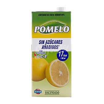 Hacendado Nectar pomelo (con valor energetico reducido) Brick 1 l
