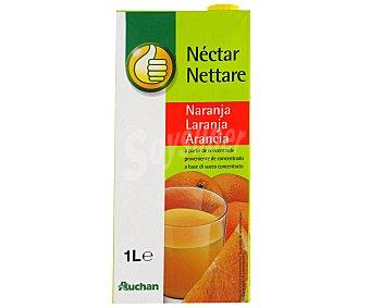 Productos Económicos Alcampo Néctar de Naranja 1 Litro