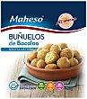 Buñuelo de Bacalao Maheso 400 g Maheso