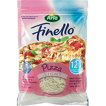 Arla Finello Queso mozarella rallado light Bolsa 150 g