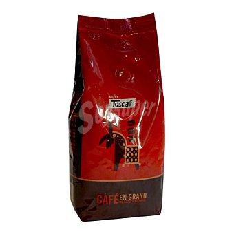 Toscaf Café en grano natural Paquete 500 g