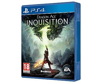 EA Dragon A:Inquis. PS4  1u