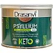 Psylium Keto fibra soluble procedente de Platango Ovata sin gluten Bote 200 g Drasanvi