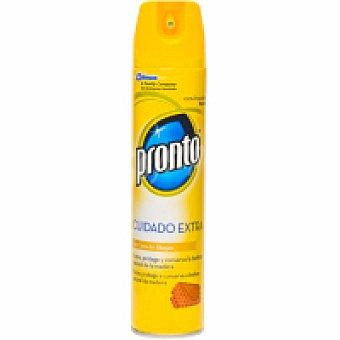 Pronto Limpiamuebles cuidado extra Spray 300 ml