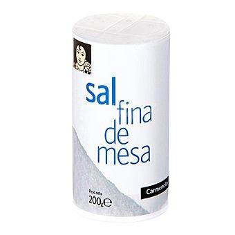 Carmencita Sal de mesa fina 200 g