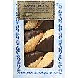 Pastas de chocolate dulces de convento caja 250 g caja 250 g Santa Clara