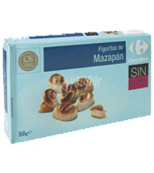 Carrefour Mazapán sin azúcar - 200 g. 200 g