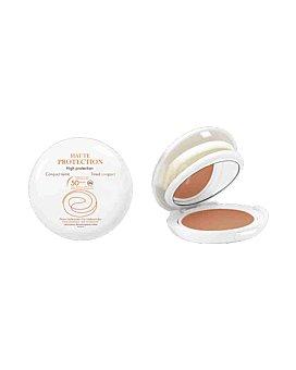Avène Polvos compactos SPF 50+ dorado para pieles intolerantes 1 unidad