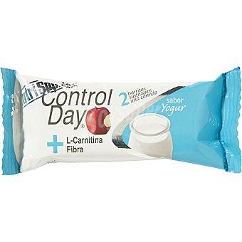 NUTRISPORT Barritas sustitutivas sabor yogur Control Day 44 g