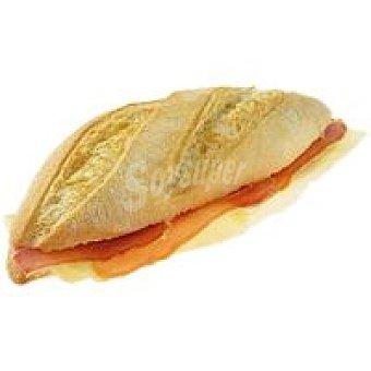 Bocadillo de jamón-queso Unidad