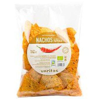 Veritas Nachos paprika Bolsa 125 g