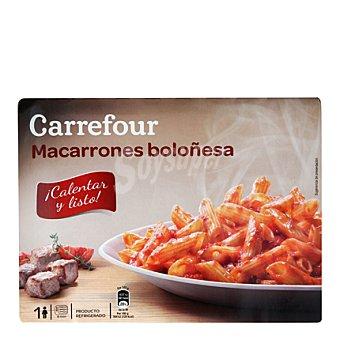 Carrefour Carrefour Macarrones Boloñesa 325 g