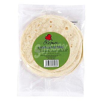 La Costeña Tortillas de trigo Chefmex Paquete 272 g