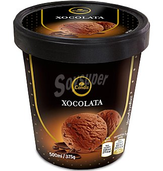 Condis Helado chocolate 375 g