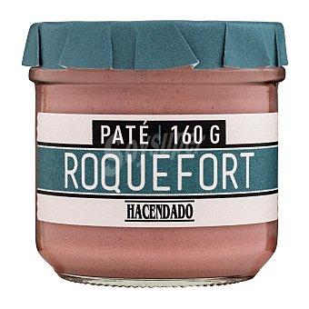 Hacendado PATE QUESO ROQUEFORT TARRO 160 g