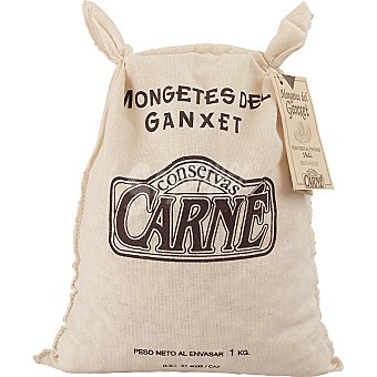 CARNE Alubias Mongetes del Ganxet saco 1 kg