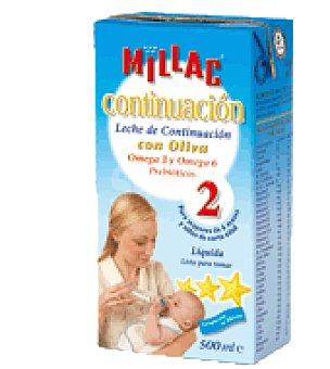 Millac Leche lactante líquida 2 5 l
