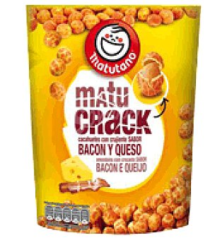 Matutano Matu Crack con Bacon y Queso 150 g