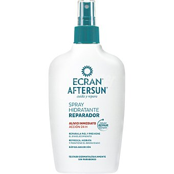 Ecran Aftersun Spray hidratante reparador alivio inmediato Spray 200 ml