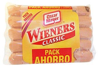 Oscar Mayer Salchicha tipo viena classic Pack 2 x 200 g - 400 g