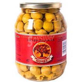 Morbe Aceitunas sin hueso Frasco 420 g
