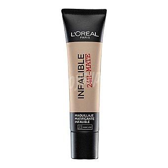 L'Oréal Base de maquillaje infalible 24h mate nº 023 1 ud